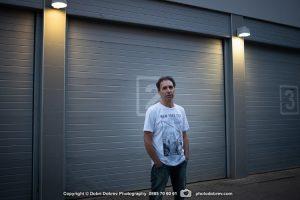 Милен Димитров - фотосесия от Добри Добрев фотография - Фото Велико Търново