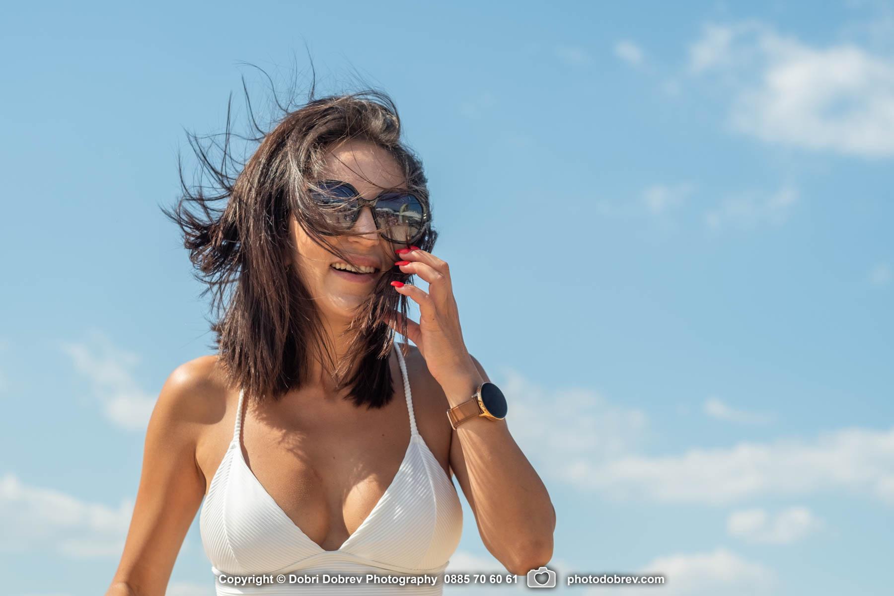 Портретна фотография и фото сесии, фотография Добри Добрев, Сватбен фотограф Велико Търново