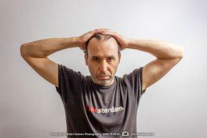 Студийна фото сесия на Милен Димитров от Добри Добрев фотограф - фото Велико Търново