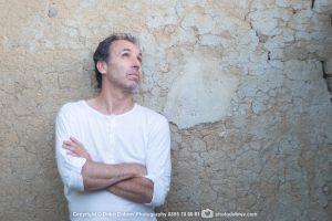 Портретни снимки на Милен Димитров от Добри Добрев фотография - Фото Велико Търново