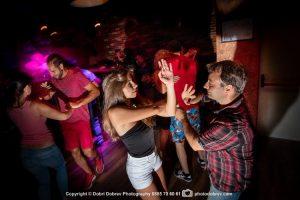 Заснемане на Салса парти Sammy`s bar 28 август 2020 - фотограф Добри Добрев Фото Велико Търново